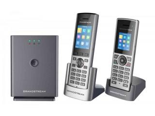 Новые DECT IP-телефоны от Grandstream: DP730, DP722 и базовая станция DP752