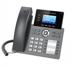 Grandstream GRP2604 - 3-х линейный IP-телефон операторского класса