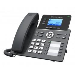 Grandstream GRP2604P - 3-х линейный IP-телефон операторского класса, PoE