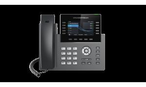 Новый телефон Grandstream GRP2615 с поддержкой 16 учетных записей SIP