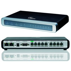 VoIP-шлюз Grandstream GXW-4008