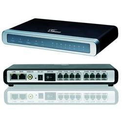 VoIP-шлюз Grandstream GXW-4108
